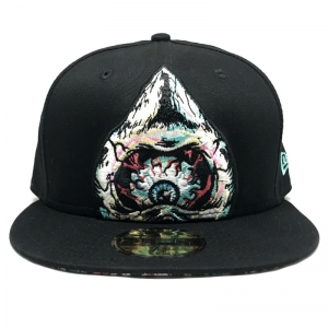 Lamour Oversized Cyco Simon New Era 5950 Fitted Cap