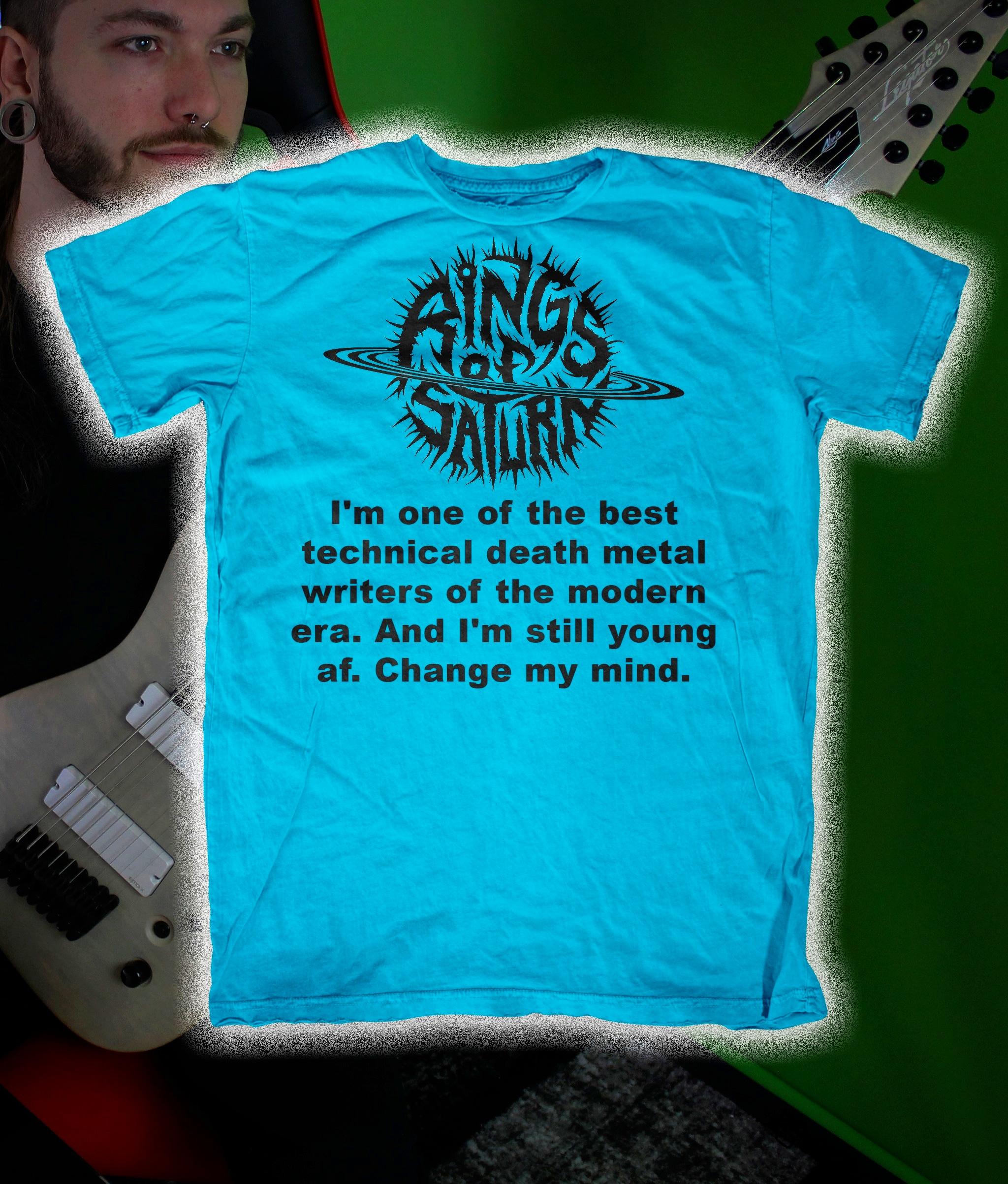 Best Tech Death Shirt