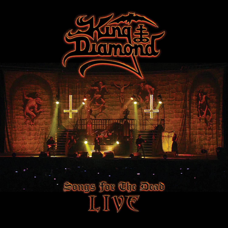 Songs for the Dead Live (Blue Splatter)