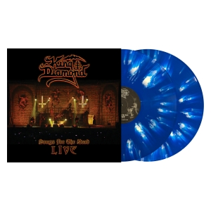 Songs for the Dead Live (Blue Splatter)