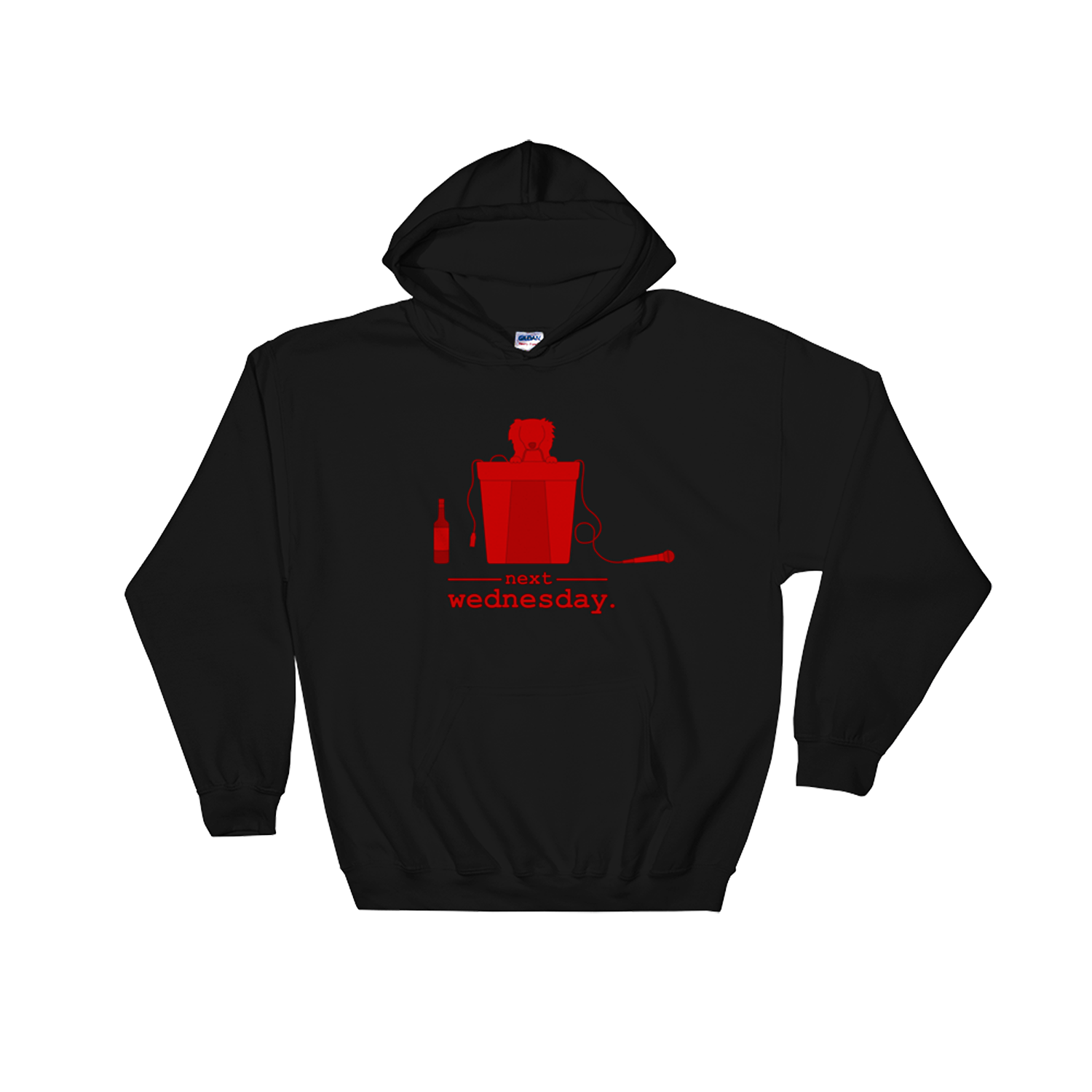 Next Wednesday Hoodie
