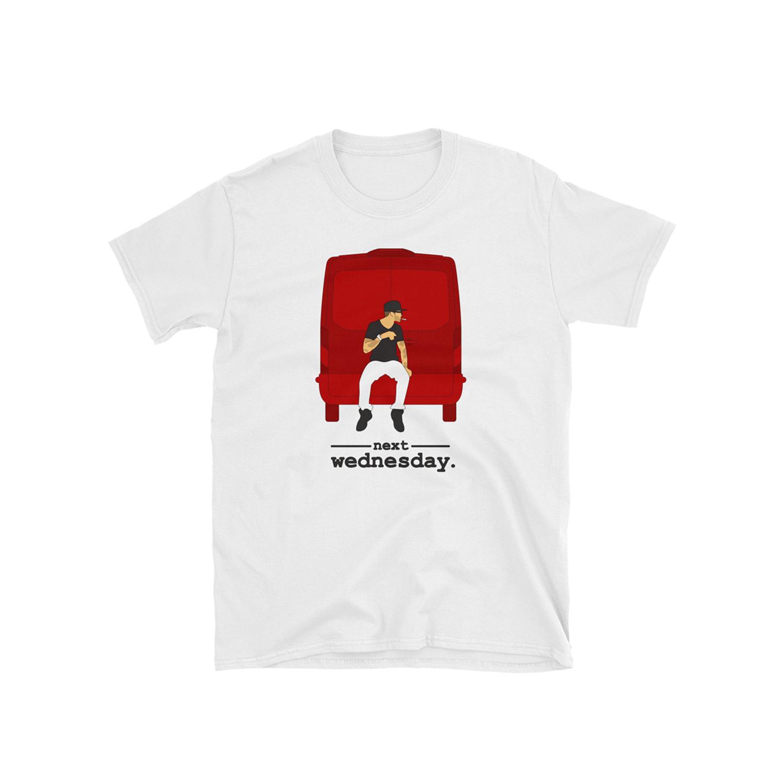 Next Wednesday T-shirt
