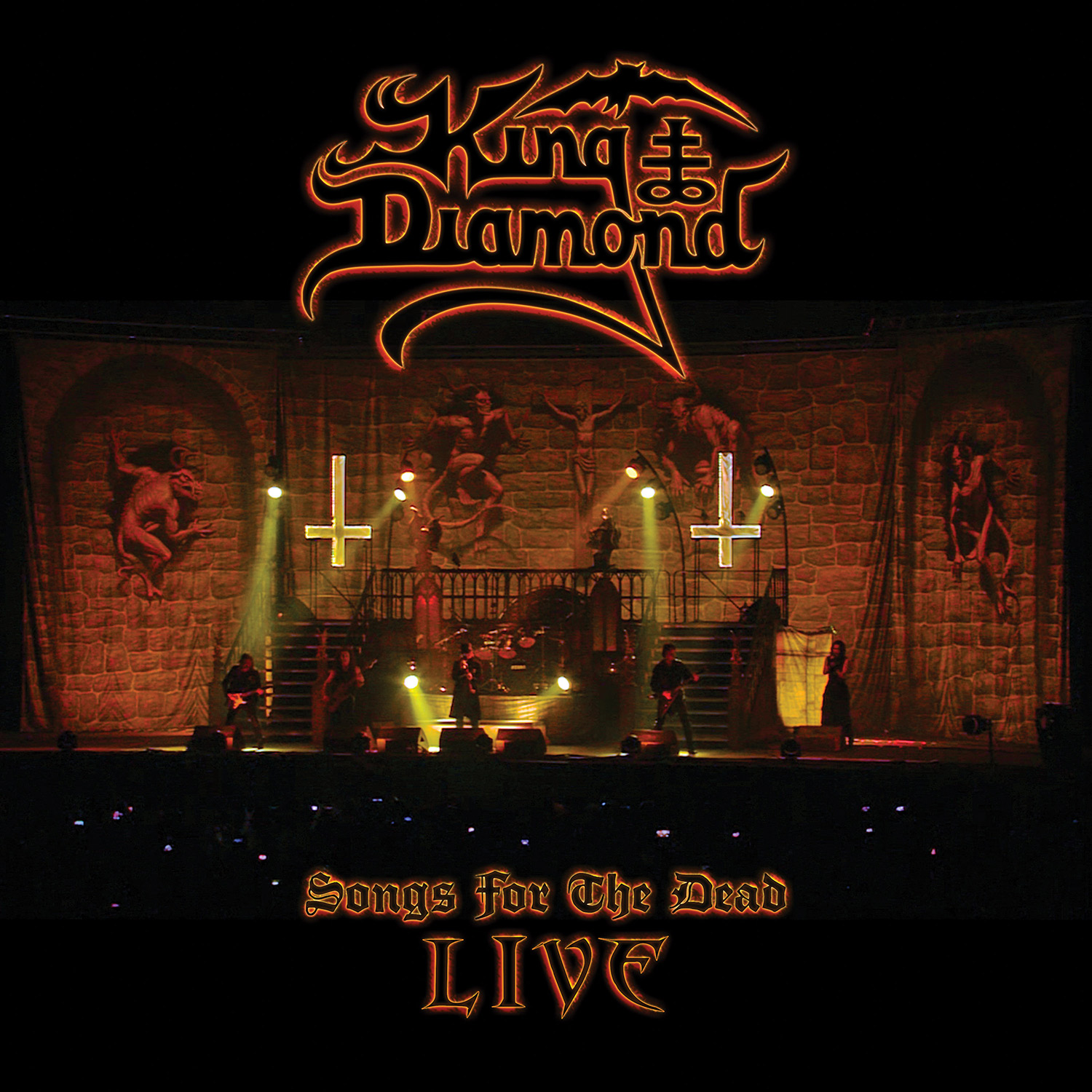 Songs for the Dead Live (Pale Orange)
