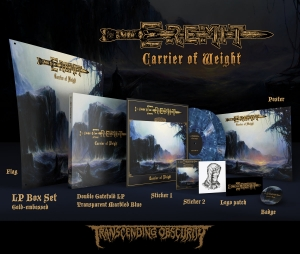 Pre-Order: Carrier of Weight
