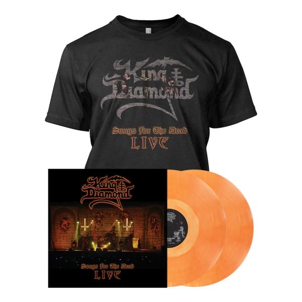 Songs for the Dead Live - LP Bundle - Pale Orange