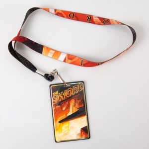 Greetings Ship (with logo lanyard)