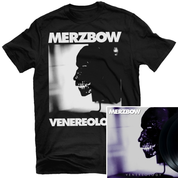 Venereology T Shirt + 2LP Reissue Bundle