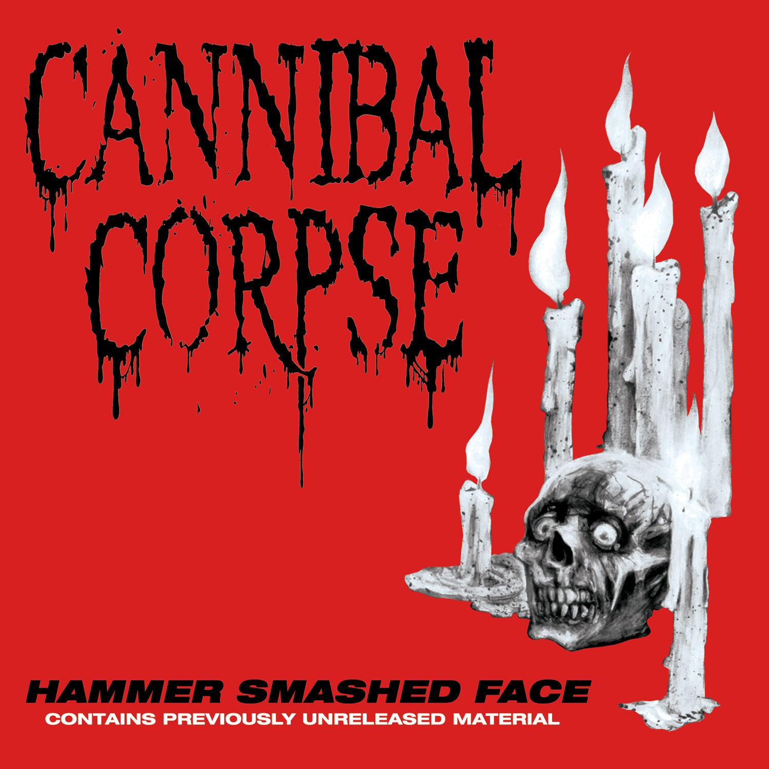Hammer Smashed Face (Opaque Oxblood)
