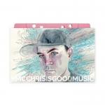 #mcchrisisgoodmusic (pink shell)