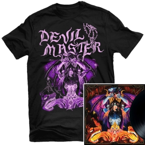 Satan Spits on Children of Light T Shirt + LP Bundle