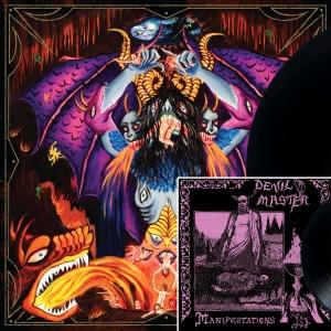 Satan Spits on Children of Light LP + Manifestations LP Bundle