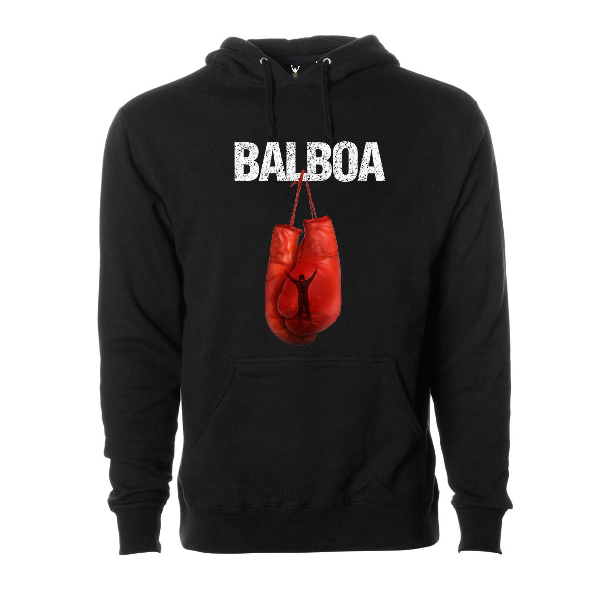 BALBOA Gloves Pullover Hoodie