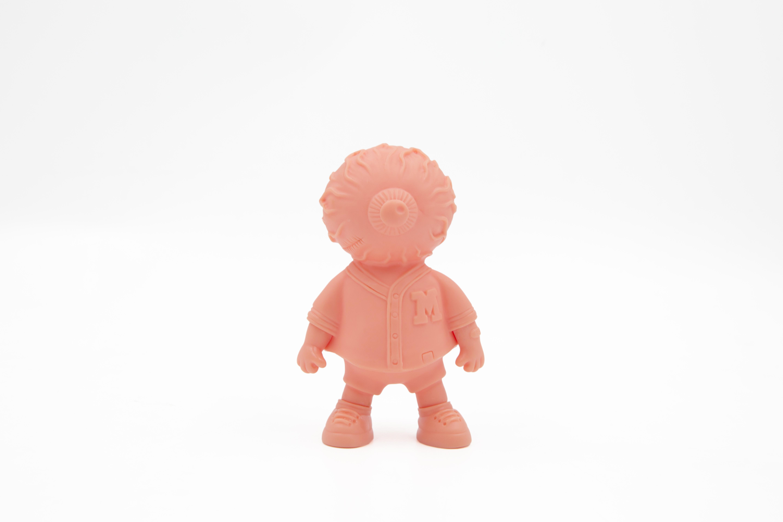 Basuritas Vinyl Toy 4 Pack - Flesh