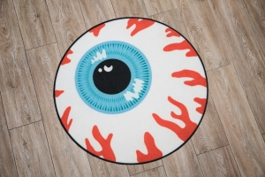 Classic Keep Watch Rug