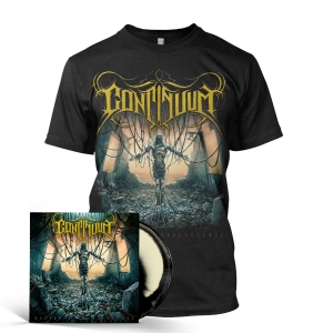 Pre-Order: Designed Obsolescence Bone LP + Tee Bundle