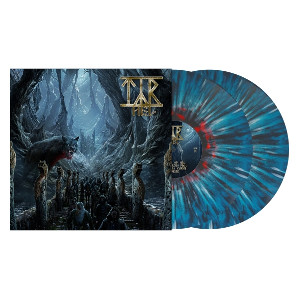 Hel - LP Bundle - Splatter