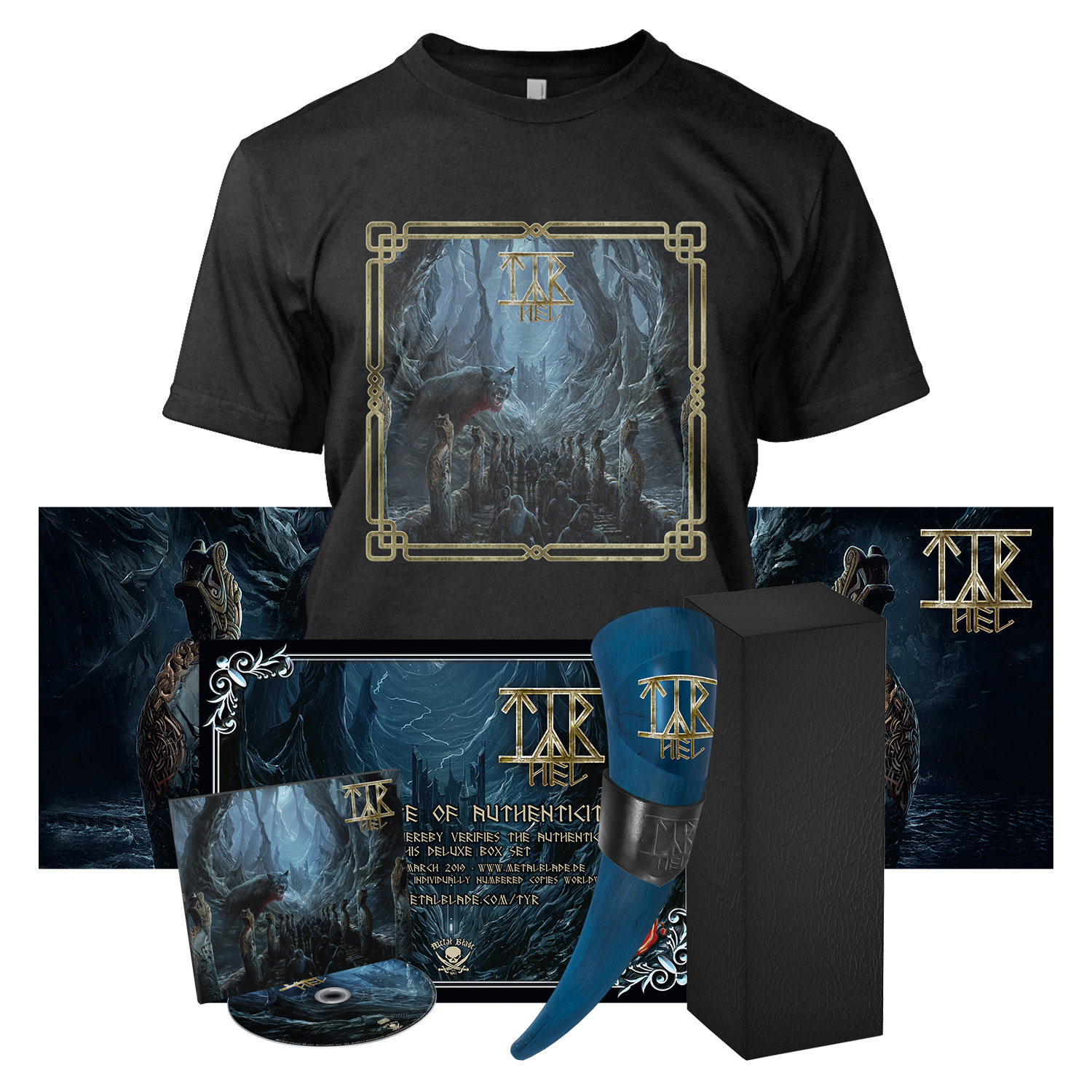 Hel - Box Set Bundle