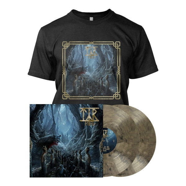 Hel - LP Bundle - Marbled