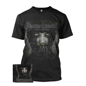 The Harrier – CD + Tee Bundle