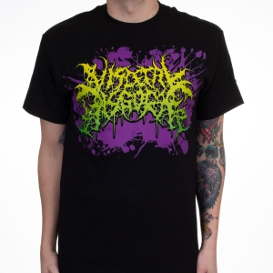 Logo Purple Splatter