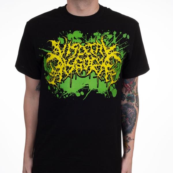 Logo Green Splatter