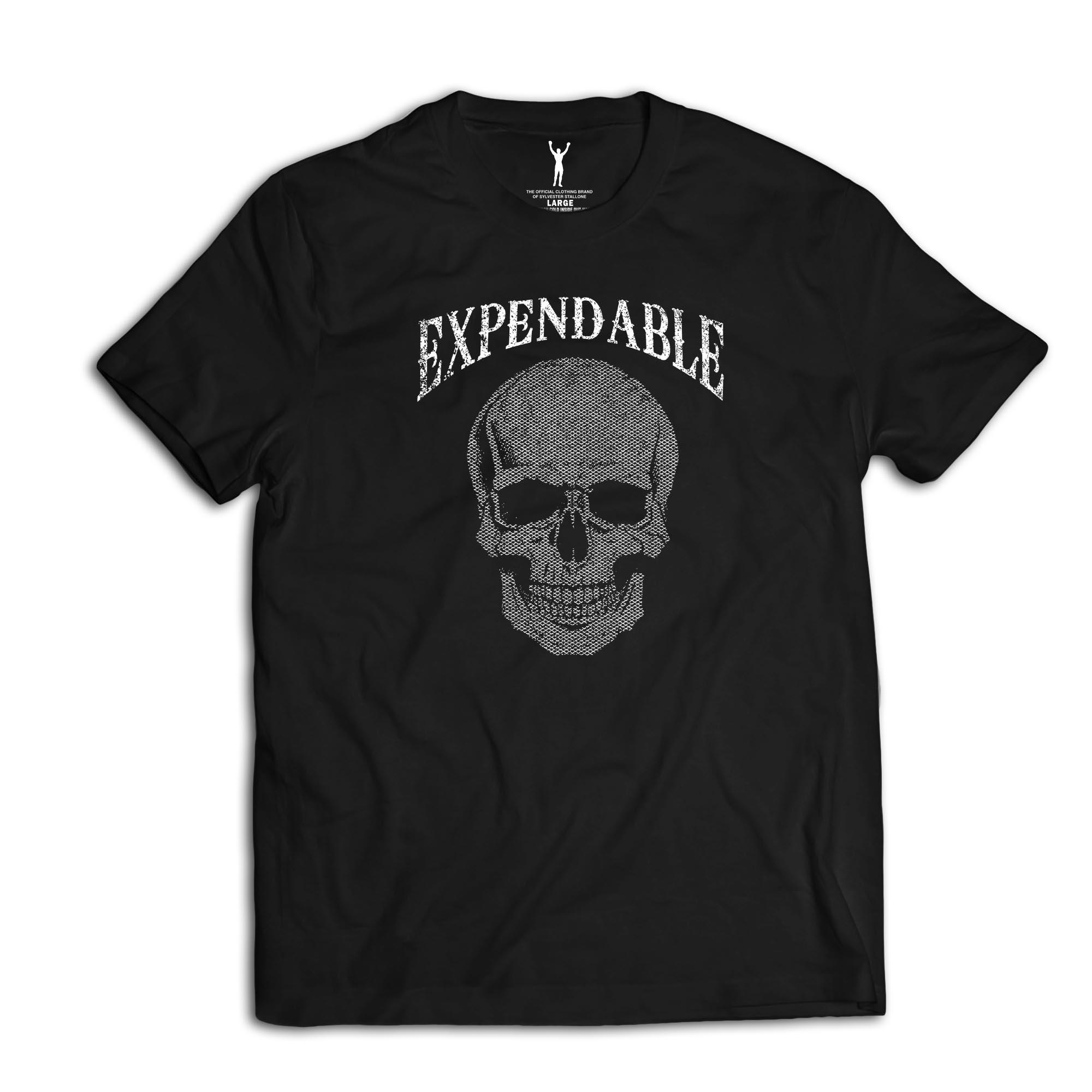 Expendable Skull Tee