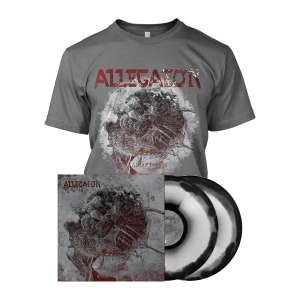 Pre-Order: Apoptosis - LP Bundle - Black and White