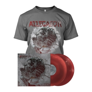Pre-Order: Apoptosis - LP Bundle - Oxblood