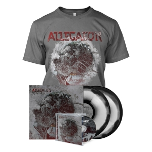 Pre-Order: Apoptosis - Deluxe Bundle - Black and White