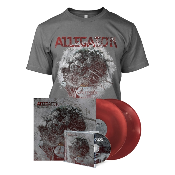 Apoptosis - Deluxe Bundle - Oxblood