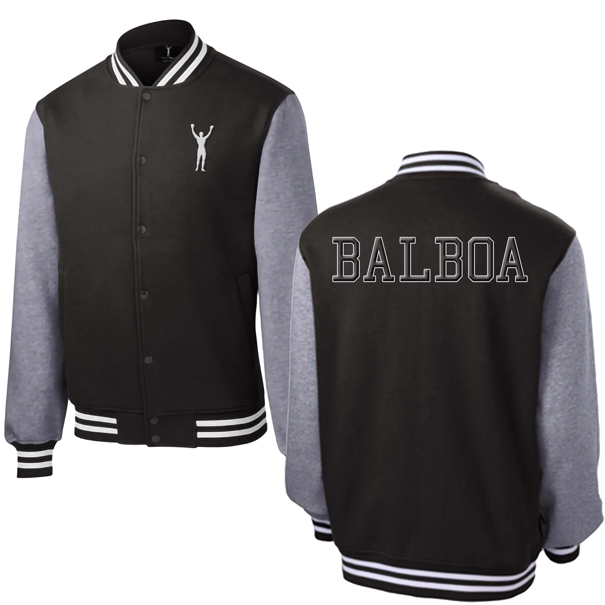 BALBOA Letterman Jacket