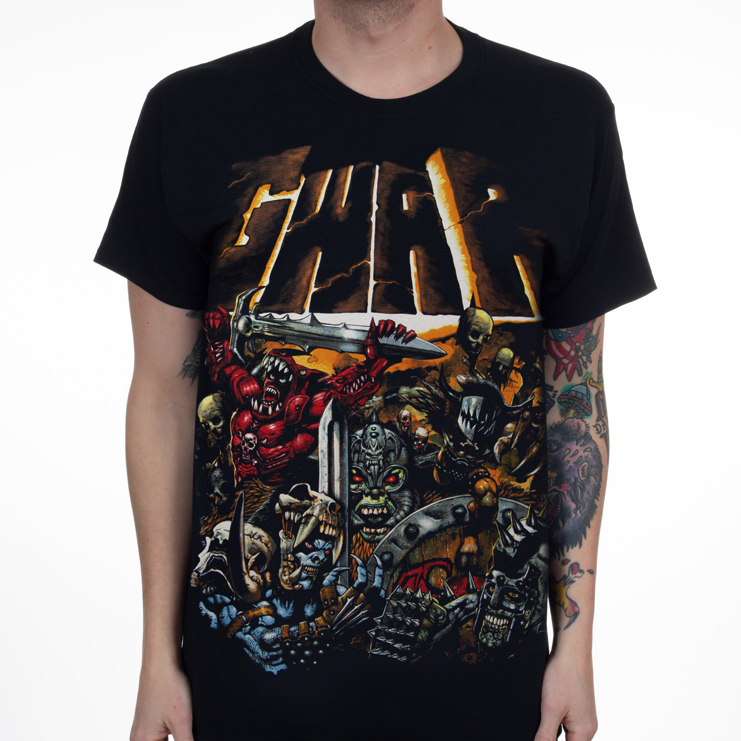 The Blood Of Gods Album Art Tour Tee
