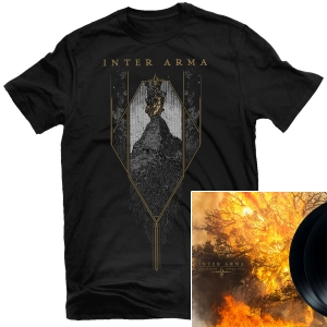 Citadel T Shirt + Sulphur English 2LP Bundle