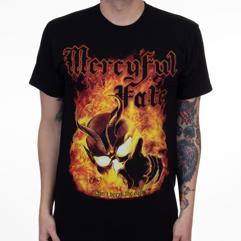 Mercyful Fate-Time T-Shirt