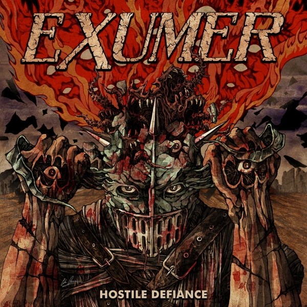 Hostile Defiance (Splatter)