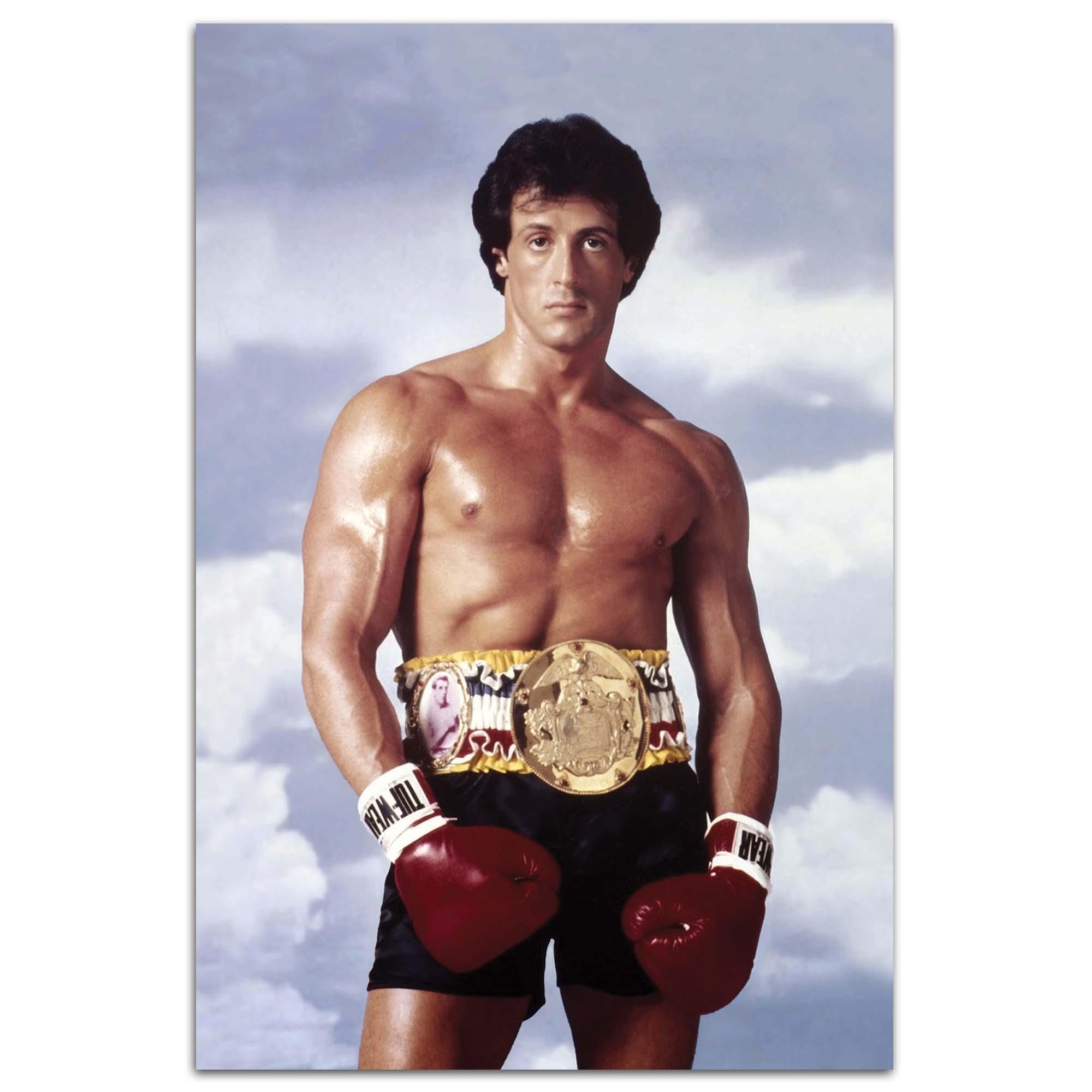 "Rocky III 24"" x 36"" Poster"