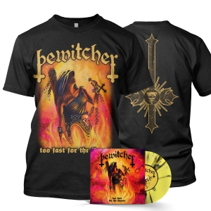 "7""/Tee Bundle (Yellow/Black Vinyl)"