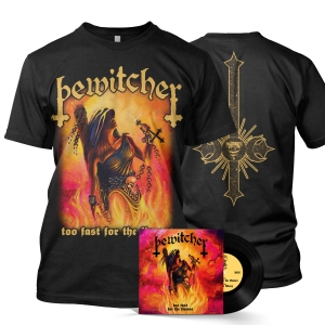 "7""/Tee Bundle (Black Vinyl)"