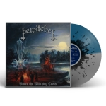 Under The Witching Cross (Blue/Silver/Black Splatter)