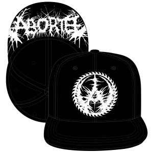 A Emblem Snapback