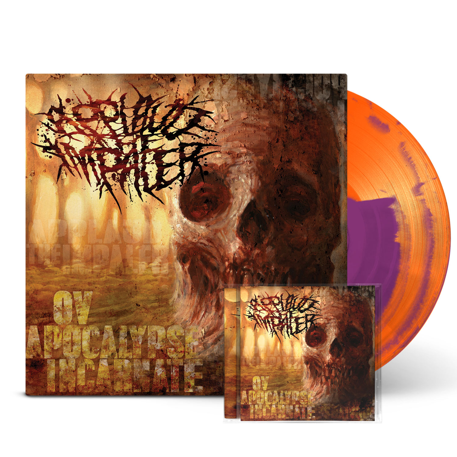 Ov Apocalypse Incarnate CD + LP Bundle