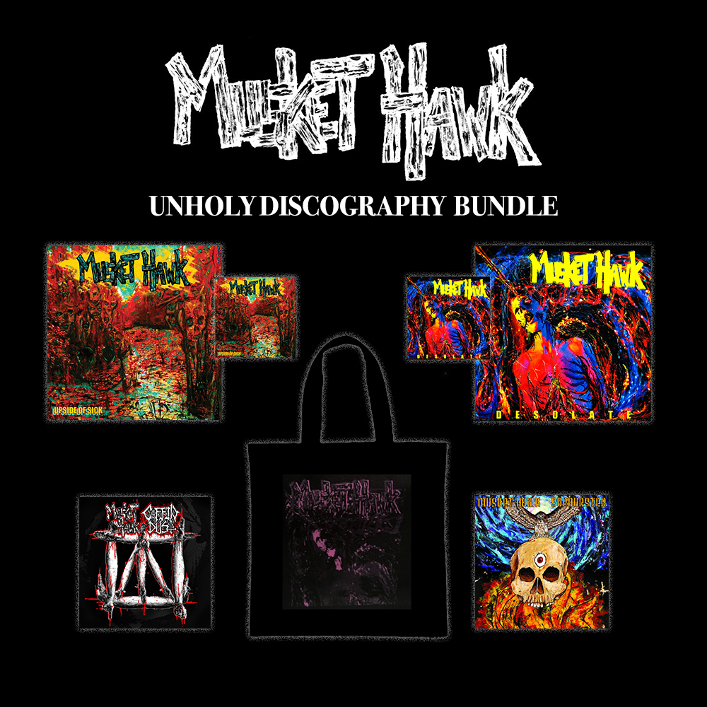 Unholy Discography Bundle
