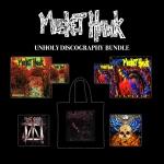 Pre-Order: Unholy Discography Bundle