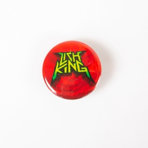 Red Logo Pin