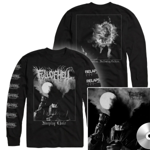 56dbd43cc95 Weeping Choir Longsleeve Shirt + CD Bundle