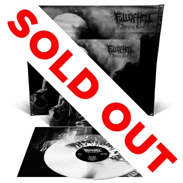 Weeping Choir LP + Flag Deluxe Package