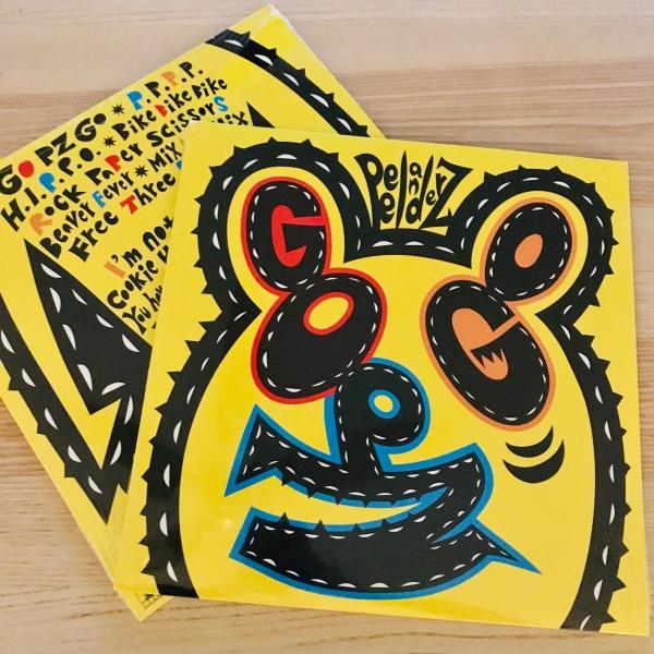 GO PZ GO Vinyl