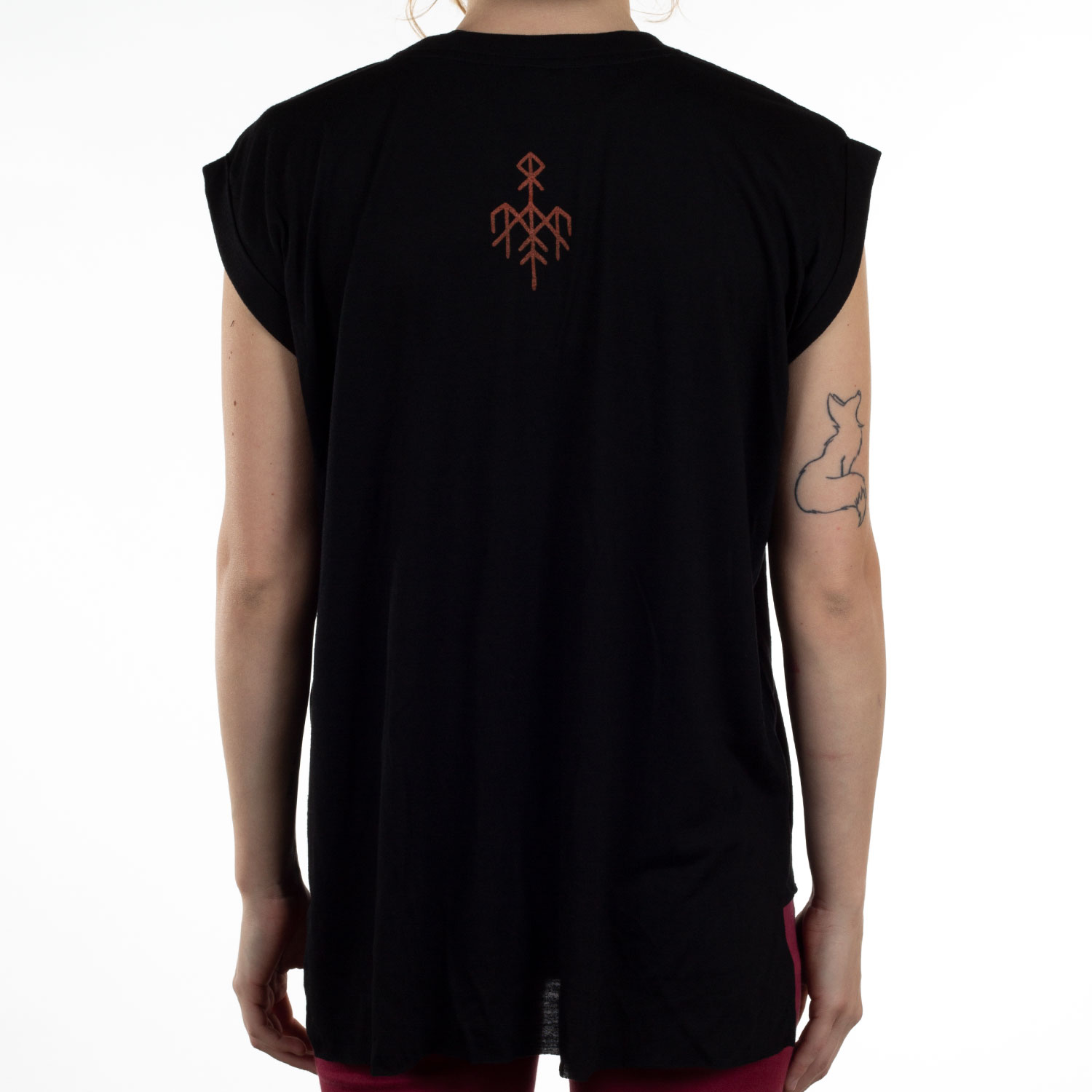 Odin Sleeveless (Black)
