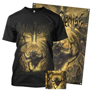 Depths of Veracity CD + Tee Bundle