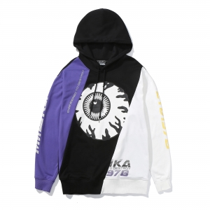 Keep Watch Trifecta Pullover Hoodie